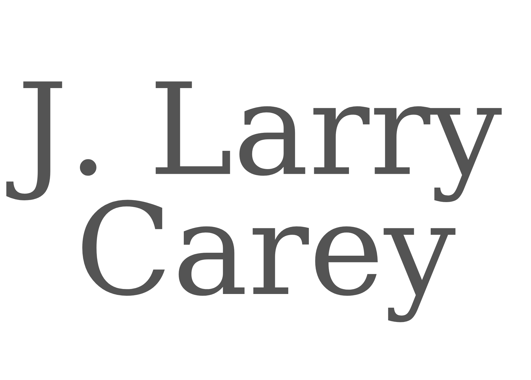 J.Larry Carey- DOP |  Lighting Cameraman | Videographer