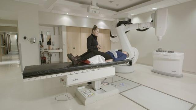 Ottawa Hospital Cyberknife